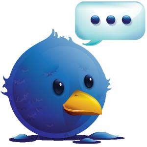 Twitter сообщение