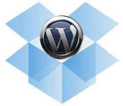 Wordpress backup Dropbox