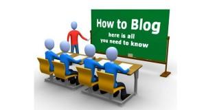 новичок блоггер
