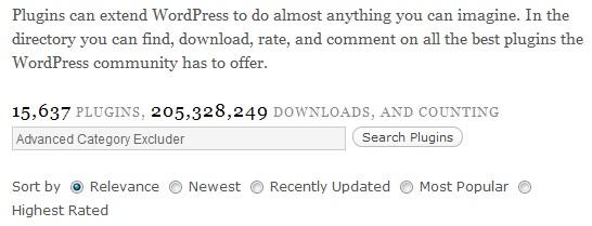 ищем плагин wordpress