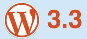 wordpress 3.3.